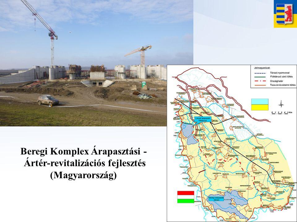 Beregi Komplex Árapasztási - Ártér-revitalizációs fejlesztés
