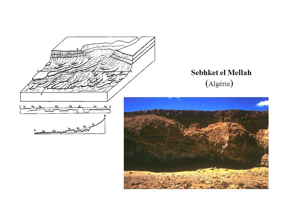 Sebhket el Mellah (Algéria)