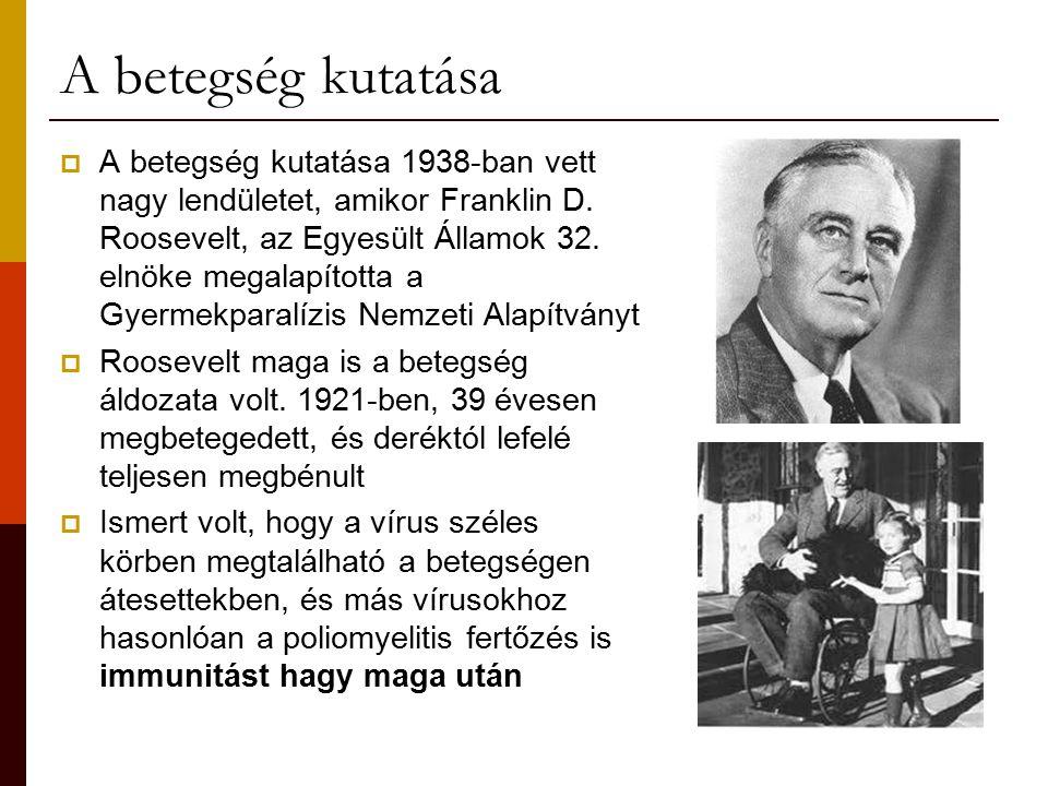 A betegség kutatása