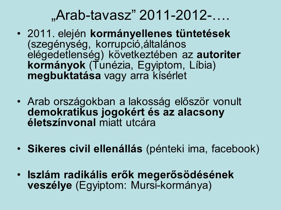"""Arab-tavasz 2011-2012-…."