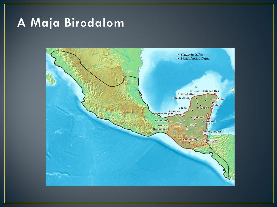 A Maja Birodalom