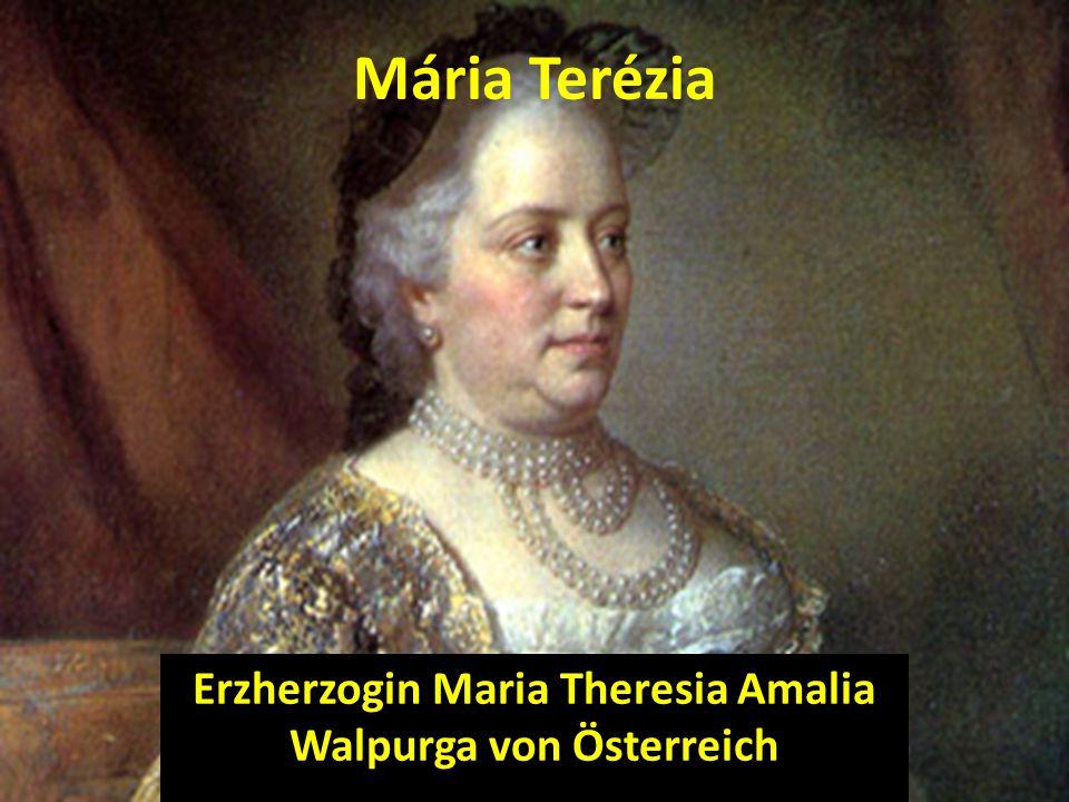 Erzherzogin Maria Theresia Amalia Walpurga von Österreich