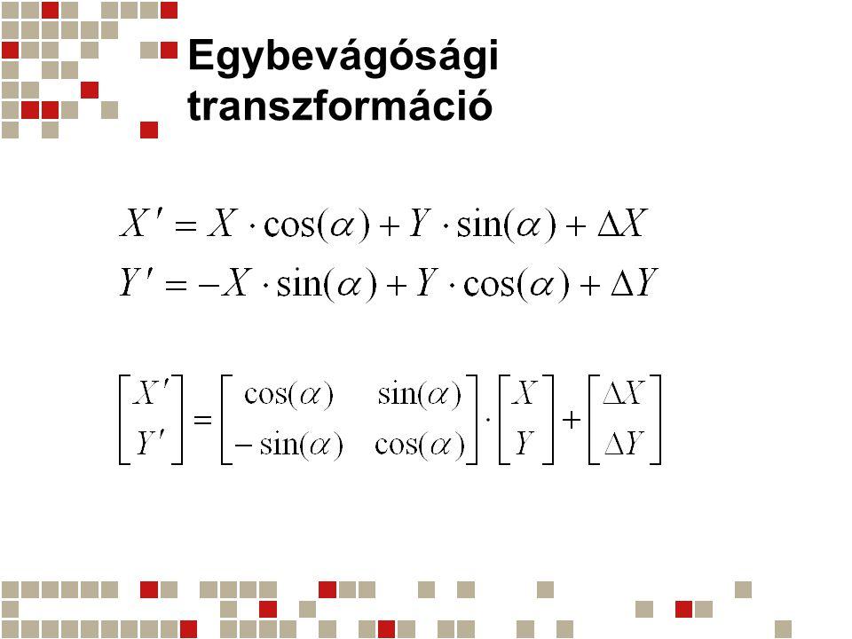 Egybevágósági transzformáció