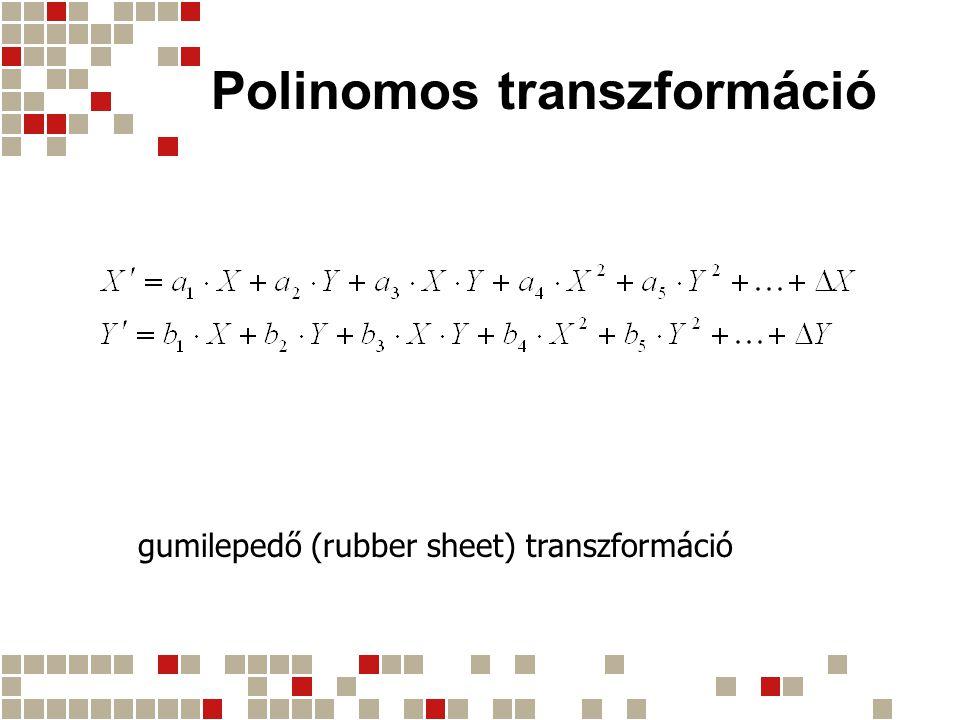 Polinomos transzformáció