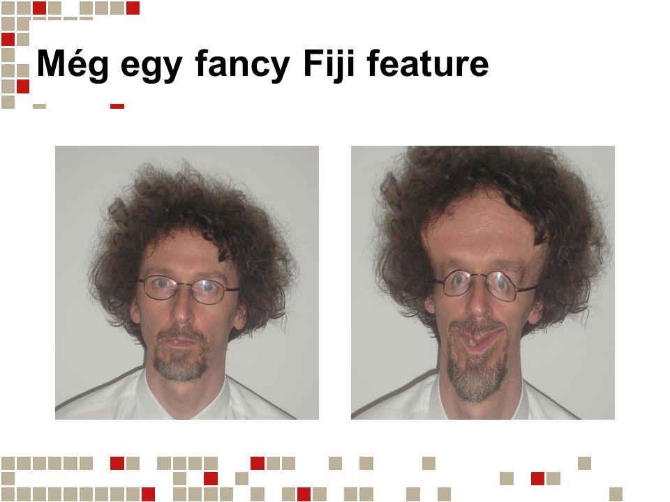 Még egy fancy Fiji feature