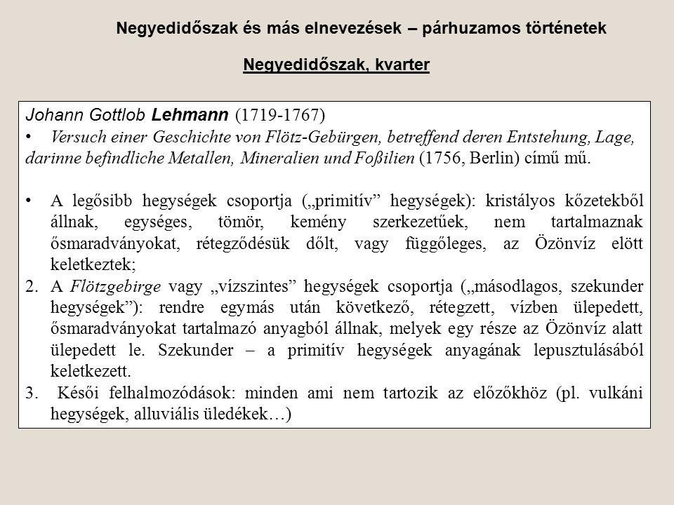Johann Gottlob Lehmann (1719-1767)