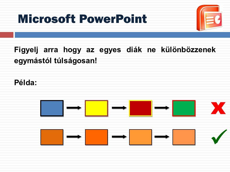 x  Microsoft PowerPoint