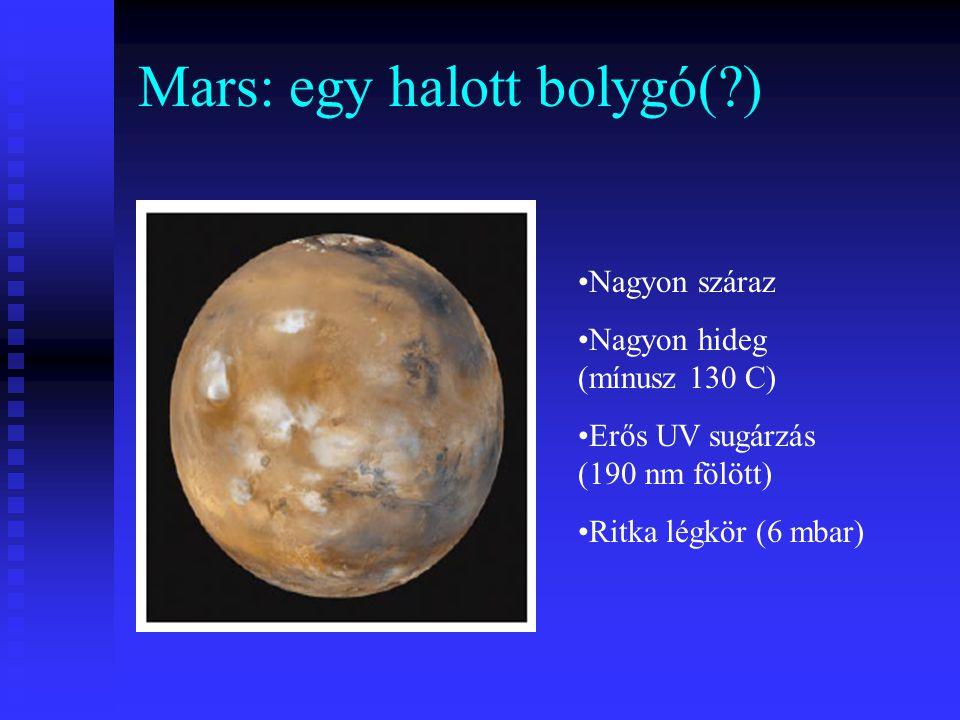Mars: egy halott bolygó( )