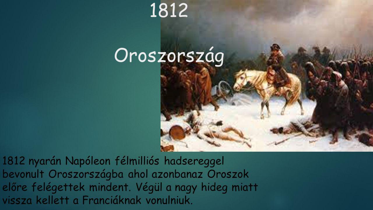 1812 Oroszország