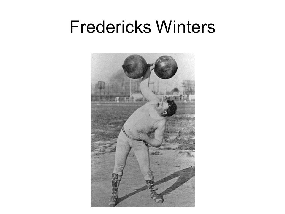 Einarmig Reißen Frederick Winters (USA) St. Louis 1904.