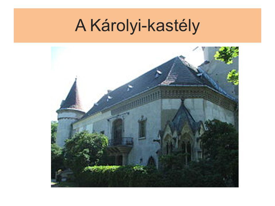 A Károlyi-kastély