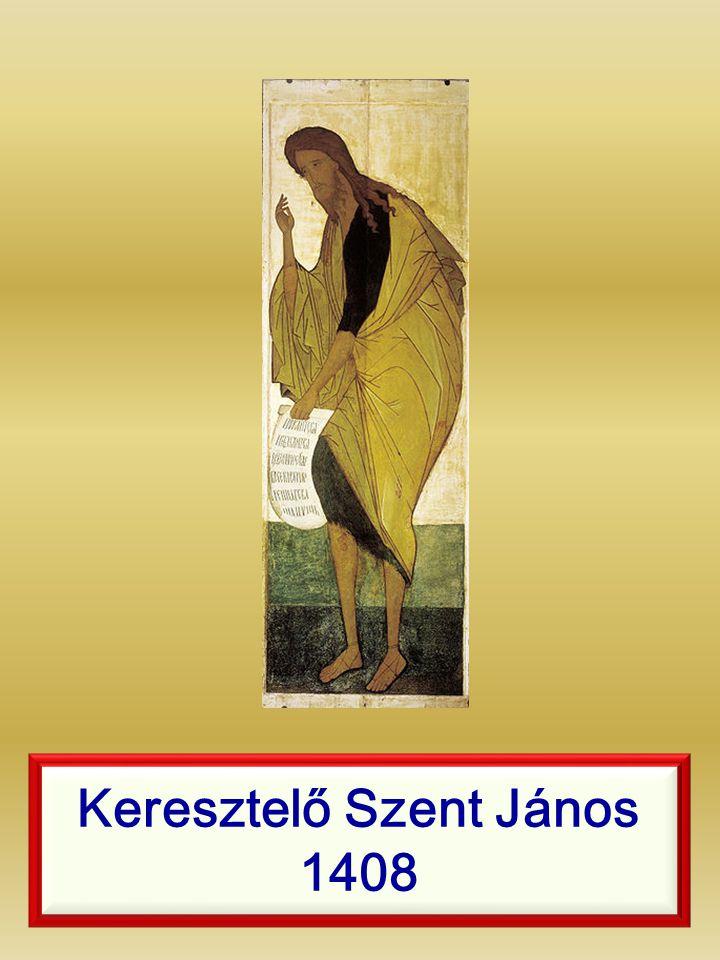 Keresztelő Szent János 1408