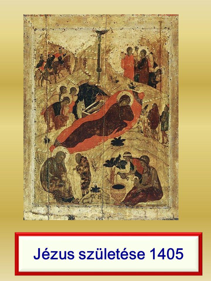 Jézus születése 1405