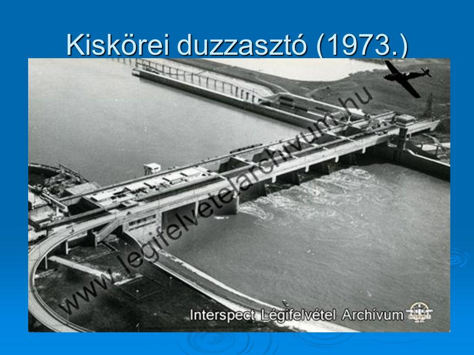 Kiskörei duzzasztó (1973.)