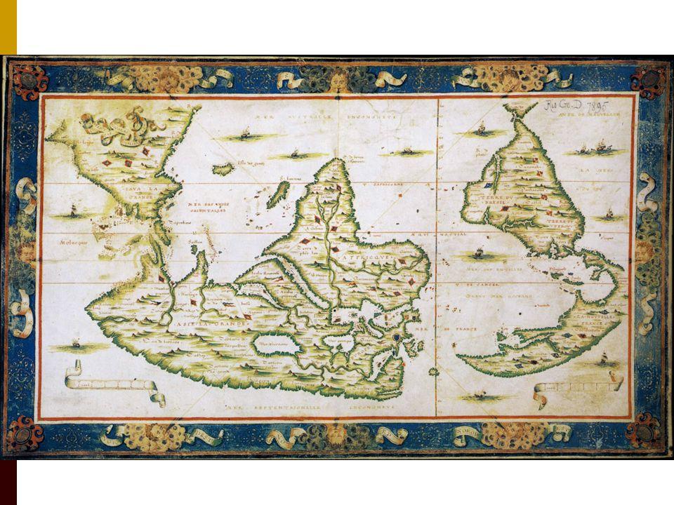 16. századi térkép
