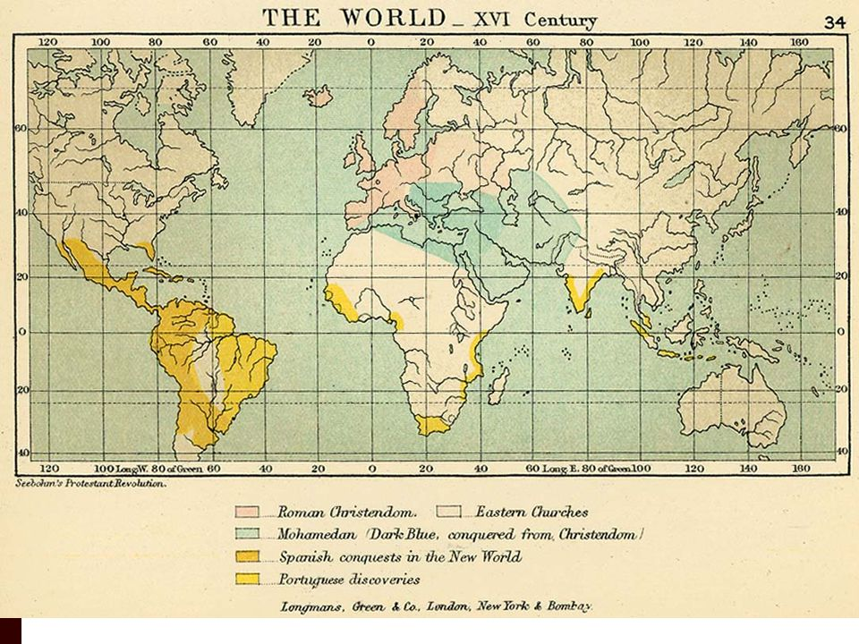 19. századi térkép a 16. századról