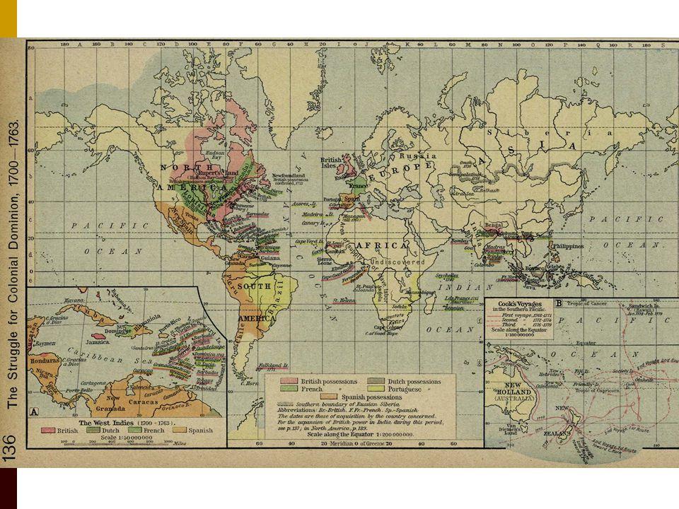 20. századi térkép a 18. századról