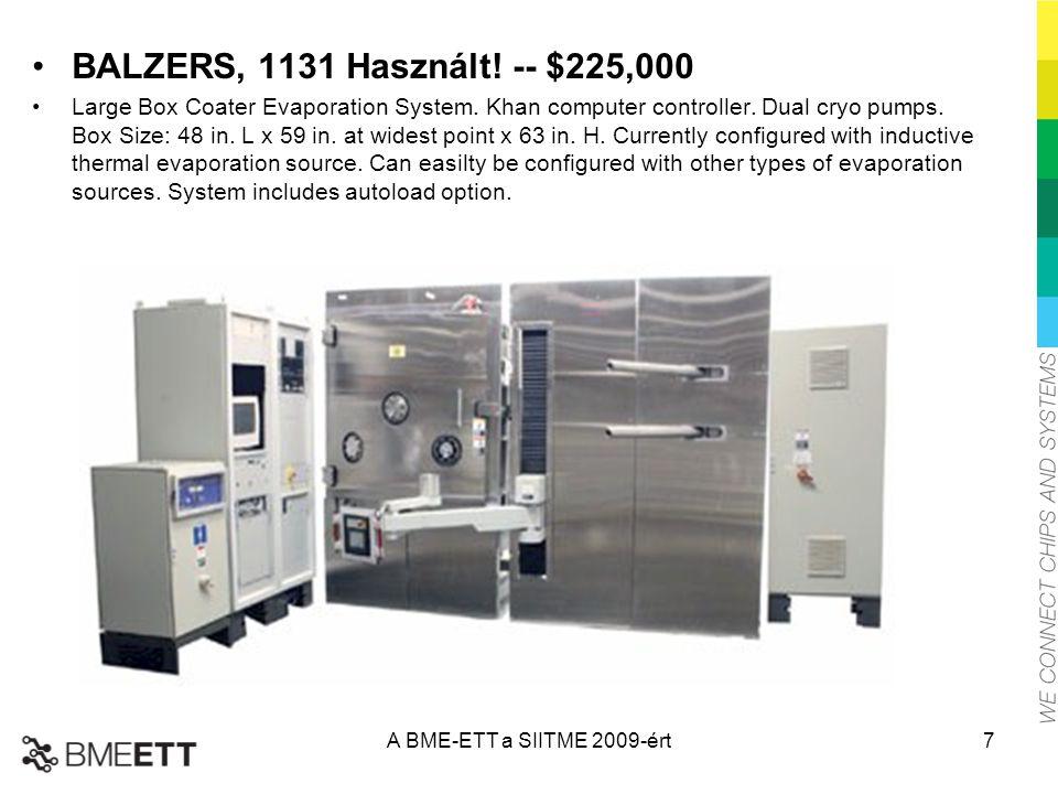 BALZERS, 1131 Használt! -- $225,000