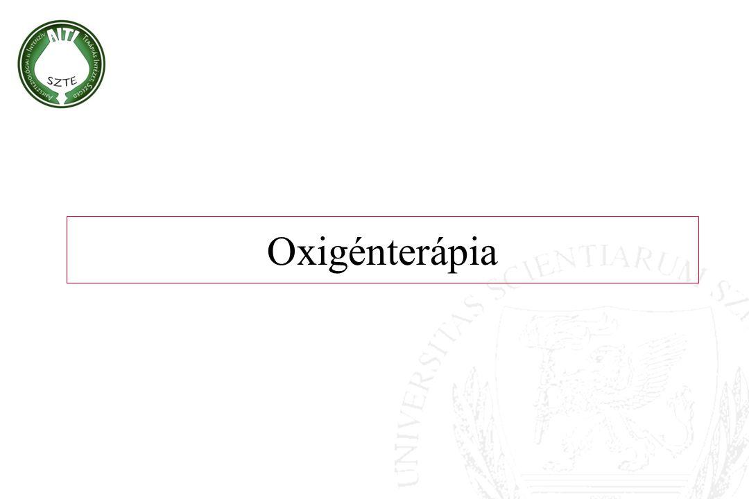 Oxigénterápia