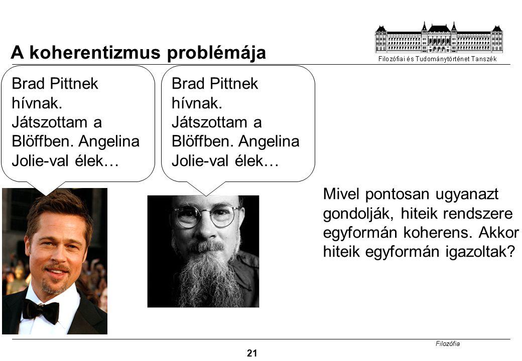 A koherentizmus problémája
