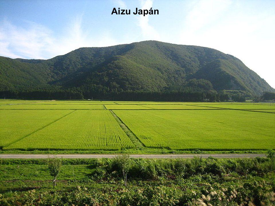 Aizu Japán