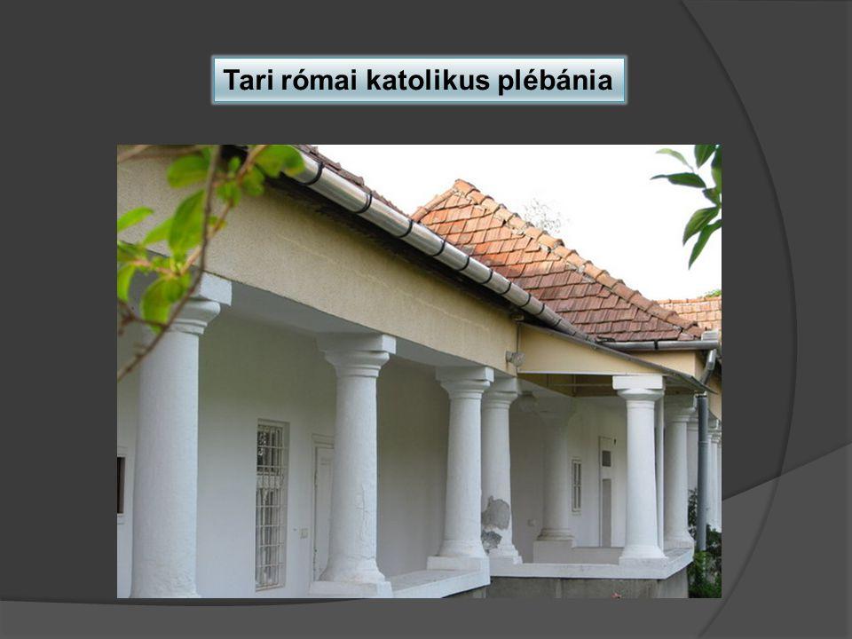 Tari római katolikus plébánia