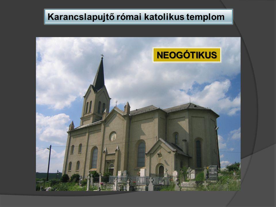 Karancslapujtő római katolikus templom