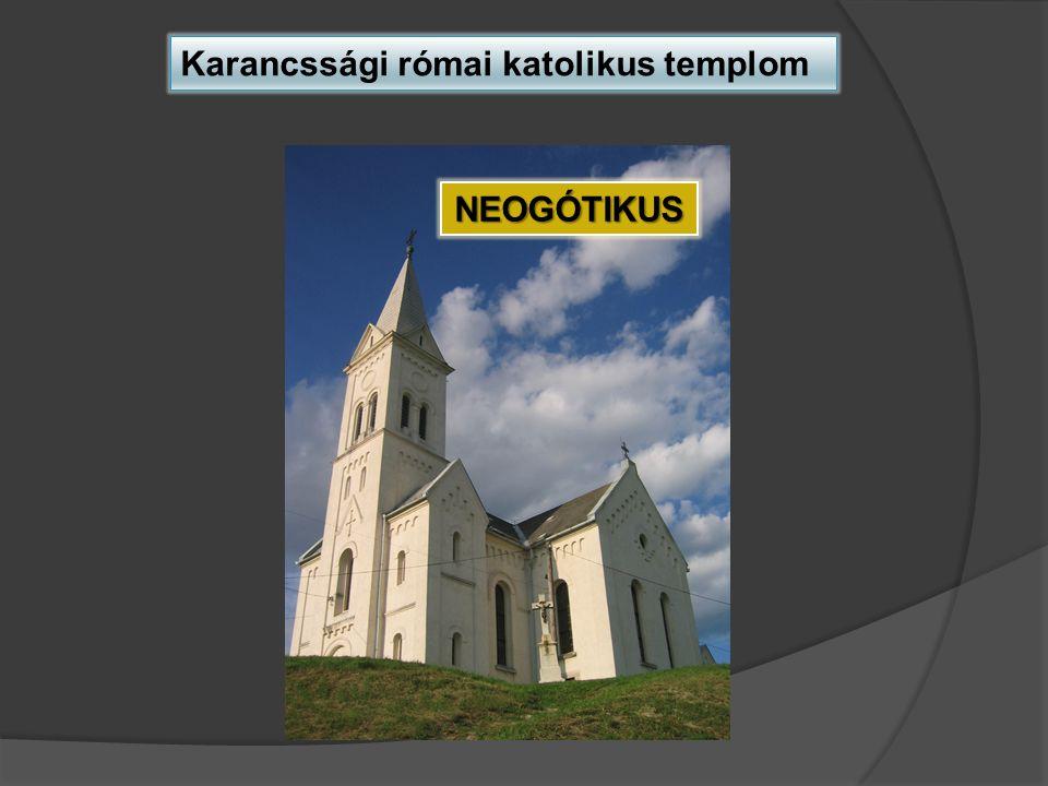 Karancssági római katolikus templom