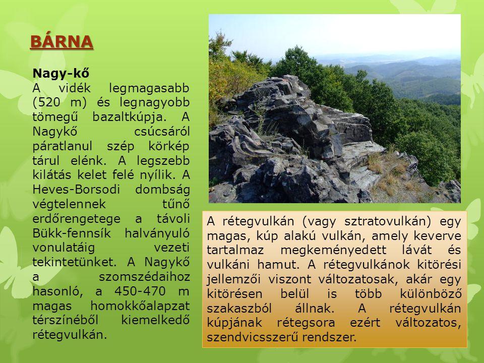 BÁRNA Nagy-kő.