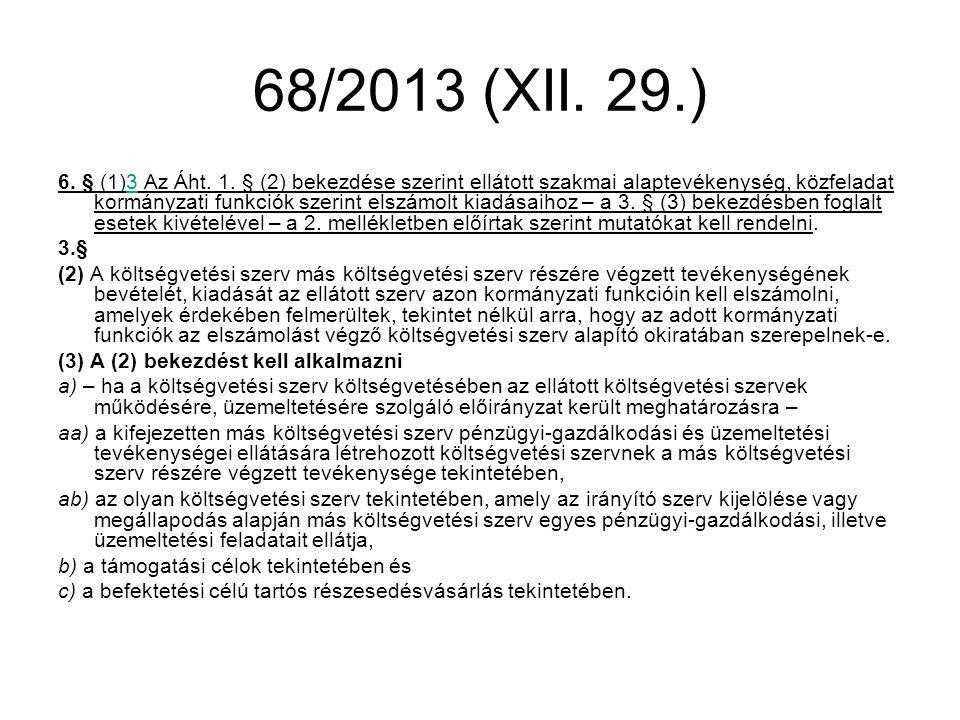 68/2013 (XII. 29.)