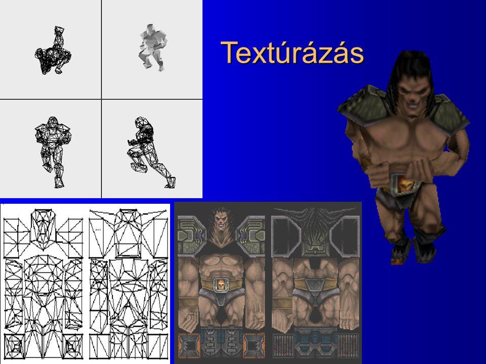 Textúrázás
