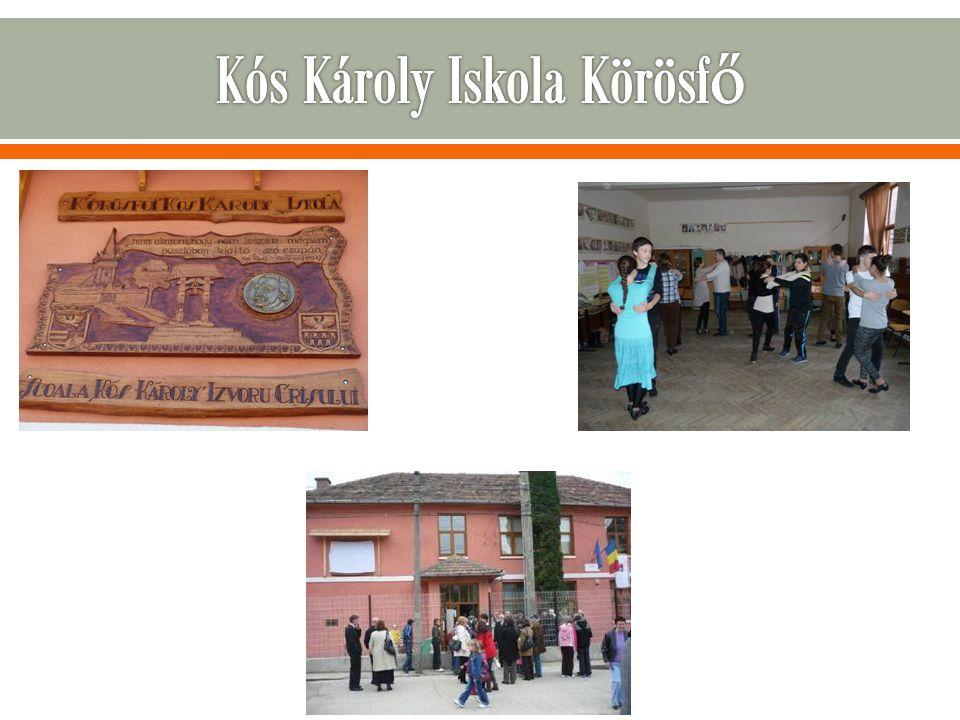 Kós Károly Iskola Körösfő