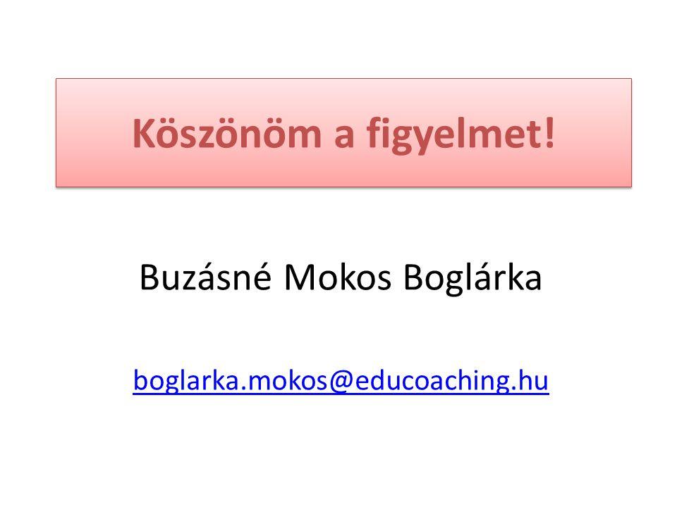 Buzásné Mokos Boglárka boglarka.mokos@educoaching.hu