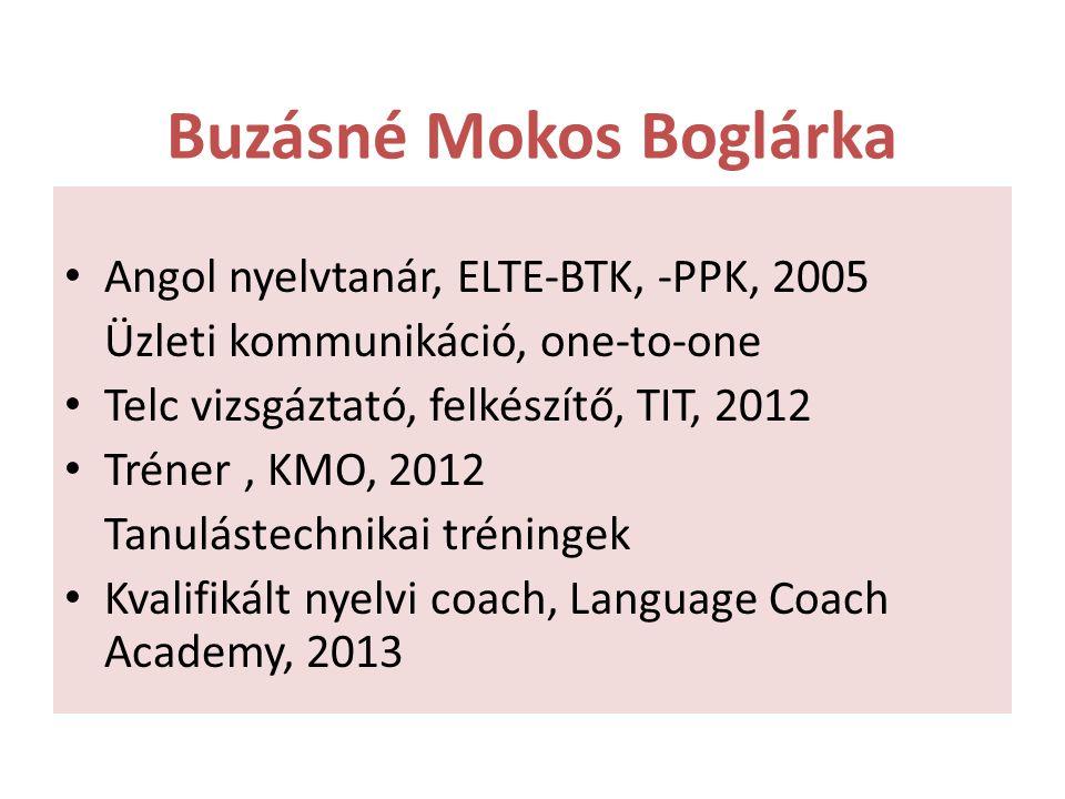 Buzásné Mokos Boglárka