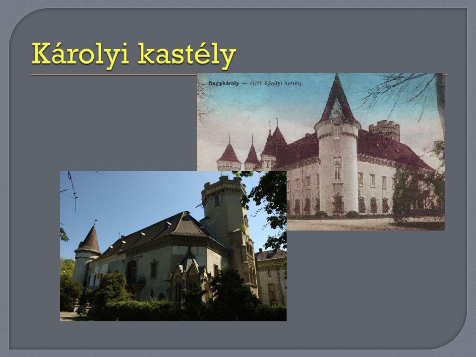 Károlyi kastély