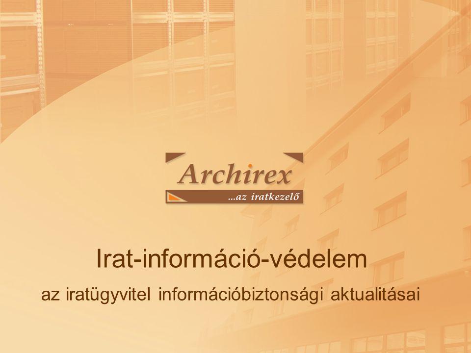 Irat-információ-védelem