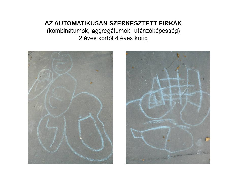 AZ AUTOMATIKUSAN SZERKESZTETT FIRKÁK