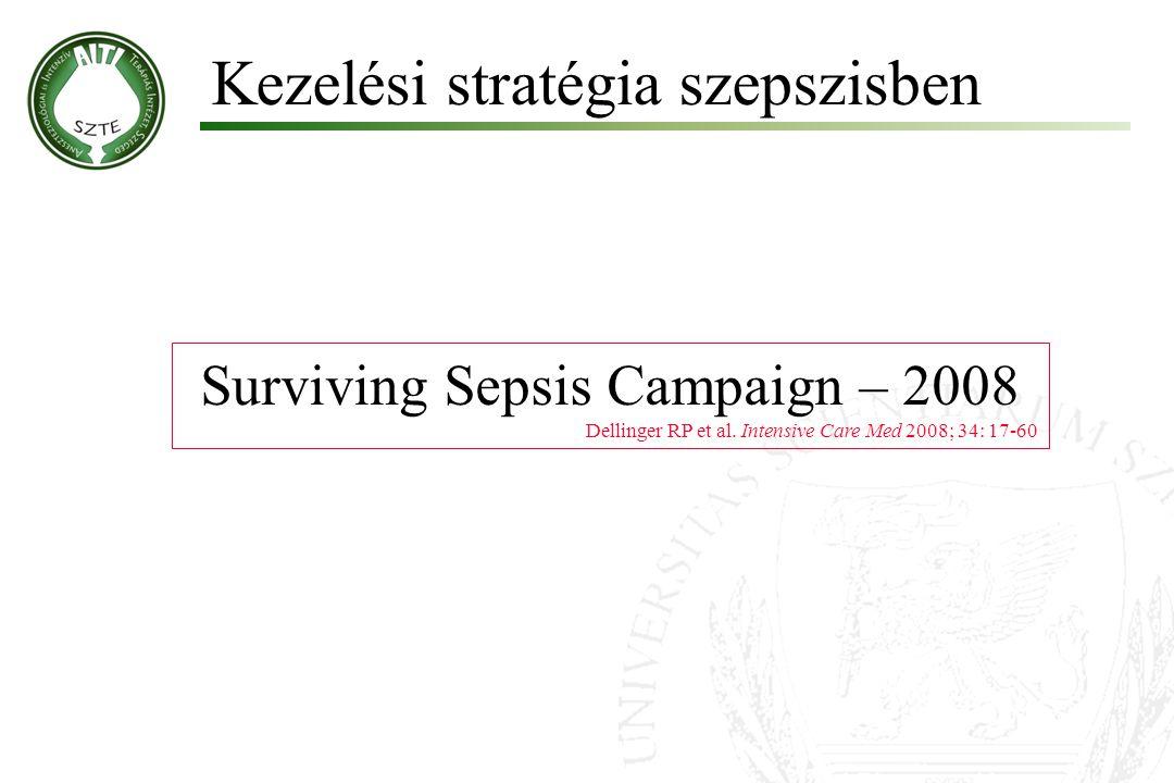 Surviving Sepsis Campaign – 2008