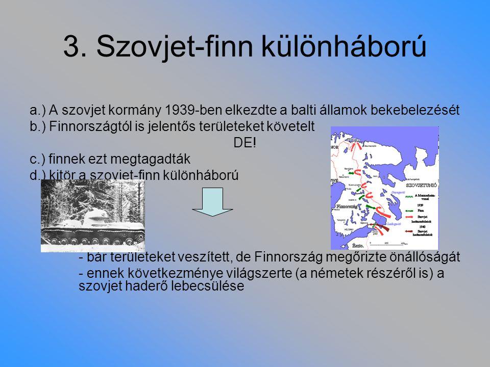 3. Szovjet-finn különháború