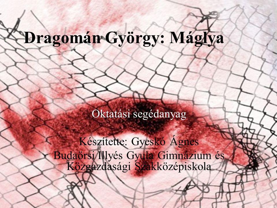 Dragomán György: Máglya