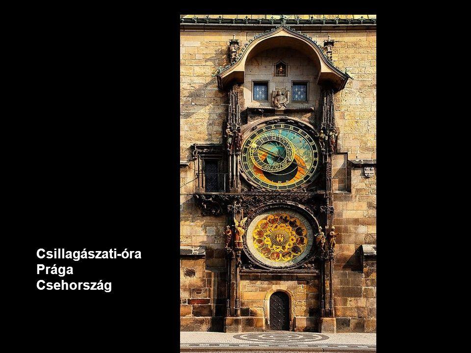 Csillagászati-óra Prága Csehország