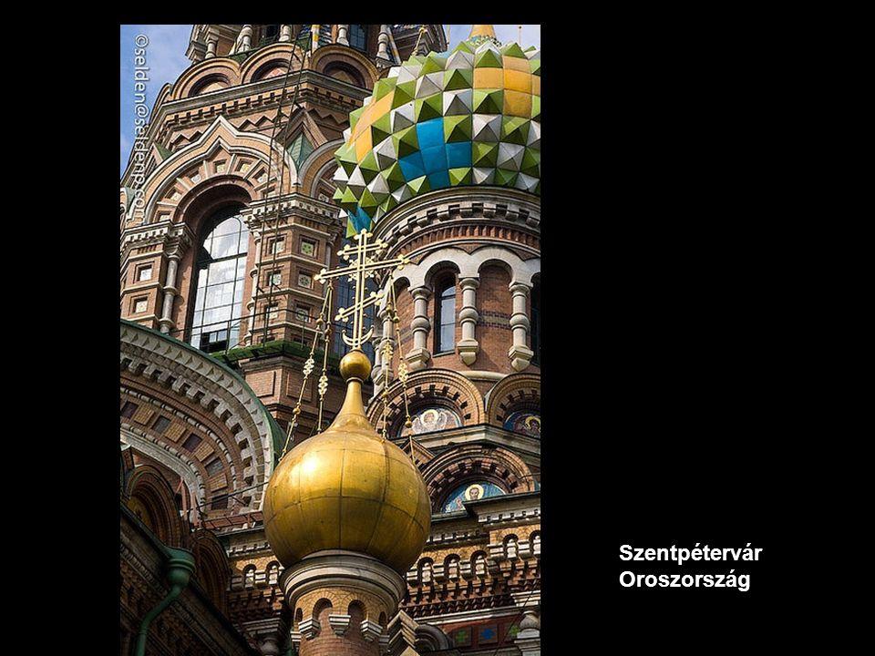 Szentpétervár Oroszország