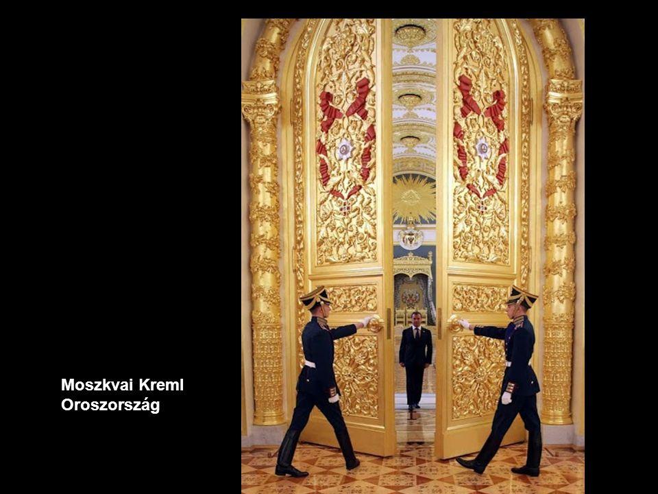 Moszkvai Kreml Oroszország