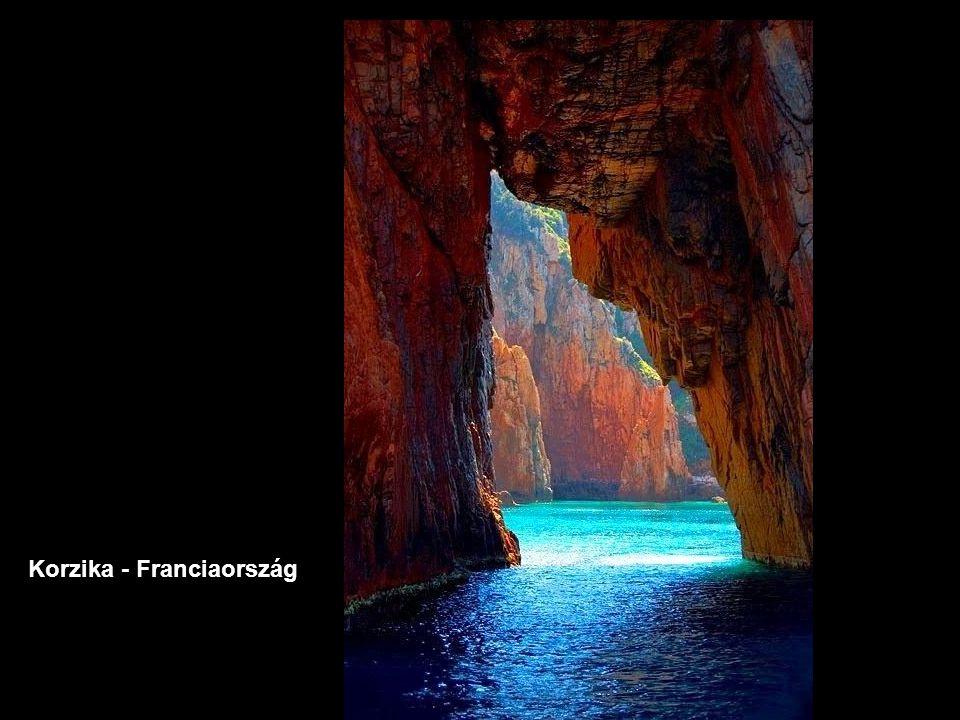 Korzika - Franciaország