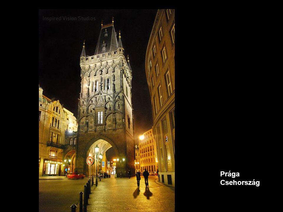 Prága Csehország