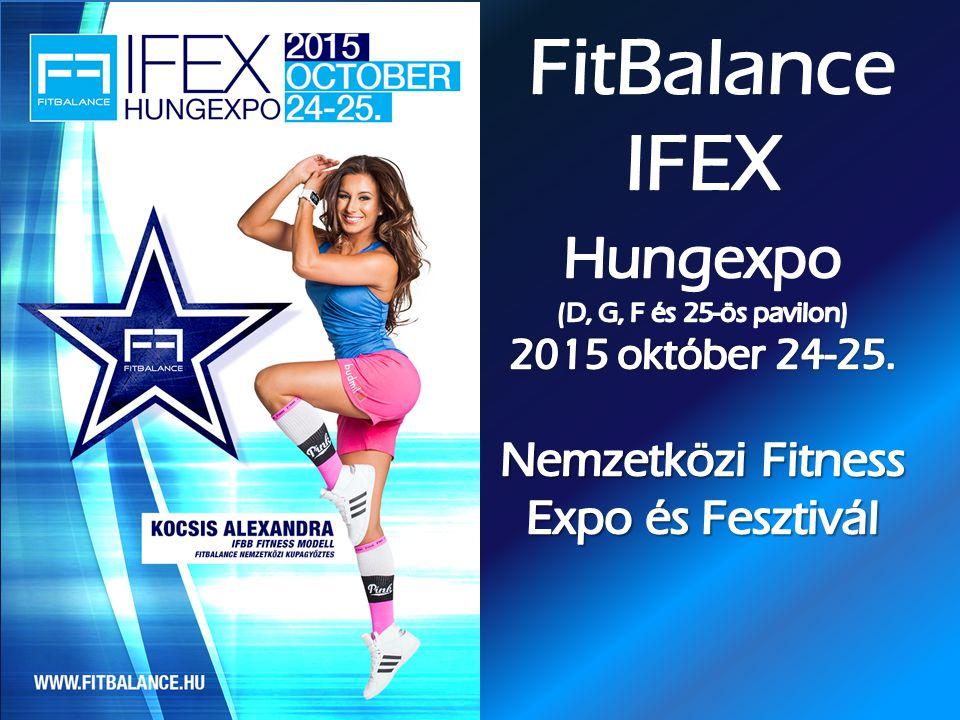 Nemzetközi Fitness Expo és Fesztivál
