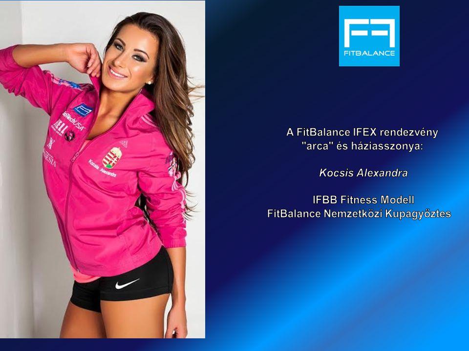 A FitBalance IFEX rendezvény FitBalance Nemzetközi Kupagyőztes