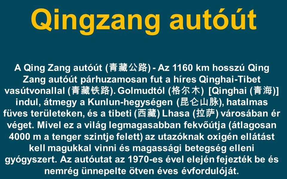 Qingzang autóút