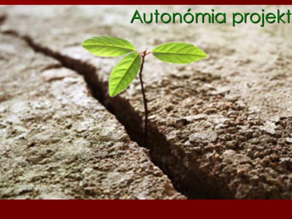 Autonómia projekt