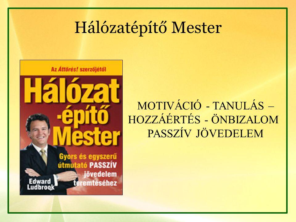 HOZZÁÉRTÉS - ÖNBIZALOM